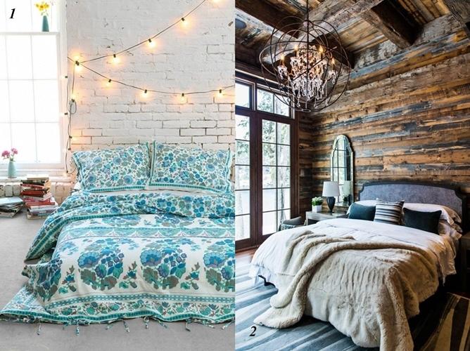 inspiracje sypialnia