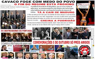 República,  Indignados, Portugal, Cavaco, Medo, Lisboa, Povo, Comemorações, Segurança, Moda, Moda Lisboa, Amigos