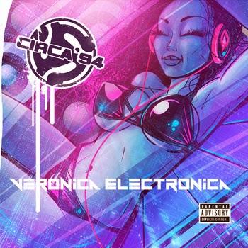 "Beat Track Album: ""Veronica Electronica"" Circa 94 Beatz"