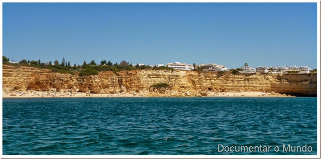 Praia Nova; Praias Algarve; Férias Algarve; Grutas Marinhas; Sea Caves; Grotten Fahrt