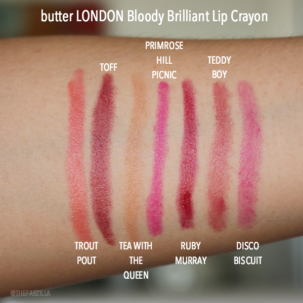 Butter London's Lippy Lip Gloss | POPSUGAR Beauty