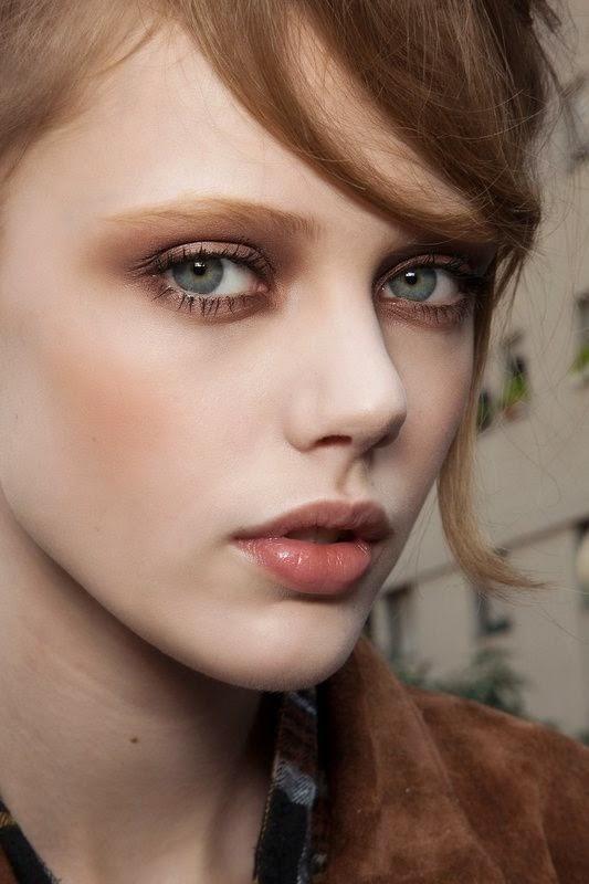 Makeup: Durazno otoñal