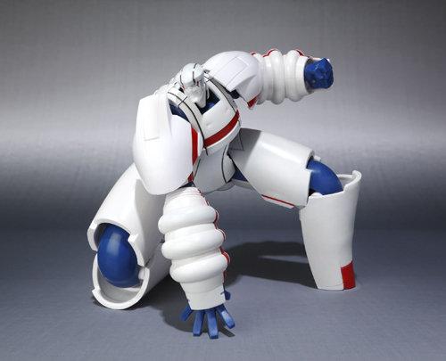 Robot Heroman