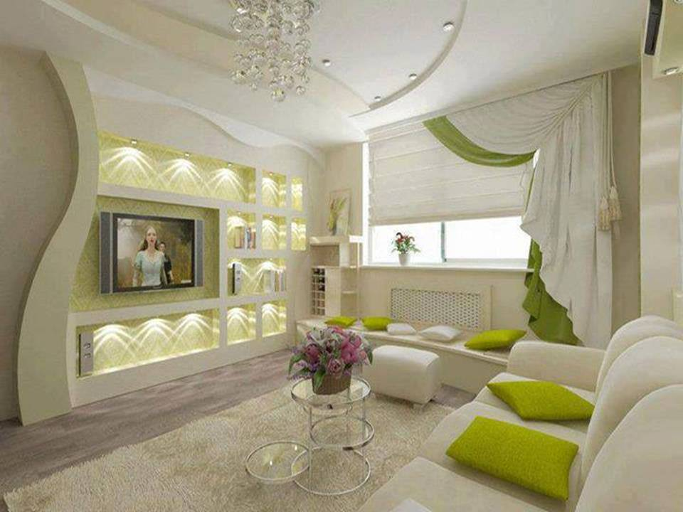 home decor iivingroom gypsum board decoration