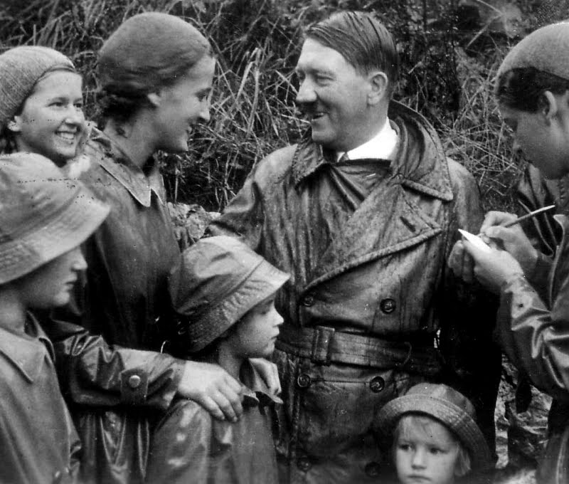 a biography of adolf hitler the fhrer of nazi germany Adolf hitler's first biography written by the fuhrer himself, according to new evidence adolf hitler has been identified as the author of a 1923 book about himself credit: ap in germany.