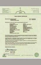 Sijil Halal Shaklee Malaysia