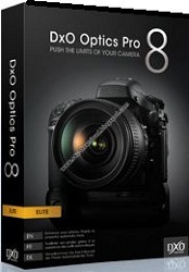 DxO Optics Pro 8.1.2 Build 188 Elite (x86/x64)