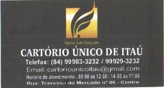 CARTÓRIO ÚNICO DE ITAÚ - RN
