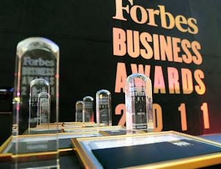 Forbes България раздаде първите си бизнес награди