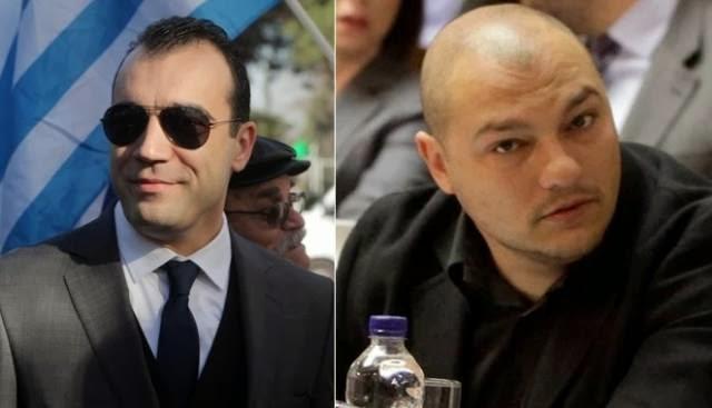 """Επικοινωνία με τους Συναγωνιστές Ηλιόπουλο και Γερμενή: """"Τα κελιά της ανθελληνικής εξουσίας δεν μας λυγίζουν!"""""""