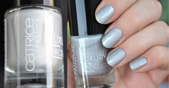7 Shades of...Silver and Glitter!