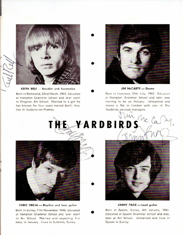 Yardbirds brisbane
