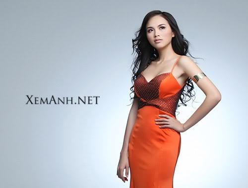 Sekilas Foto Seksi dari Miss World Vietnam