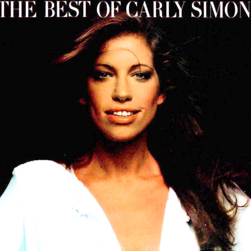 The Best Of Carly Simon Album Cover