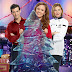 'Ice Sculpture Christmas' starring Rachel Boston