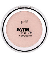p2 Neuprodukte August 2015 - satin touch highlighter 020 - www.annitschkasblog.de