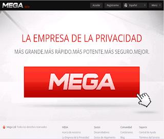 megaload nuevo sitio