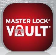 master lock vault online storage logo