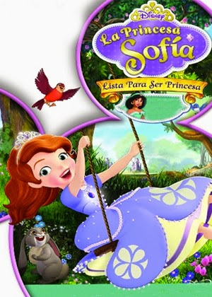 La Princesa Sofia: Lista Para Ser Princesa (2013)
