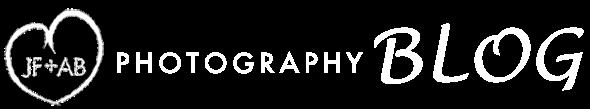 JF + AB Photography Blog