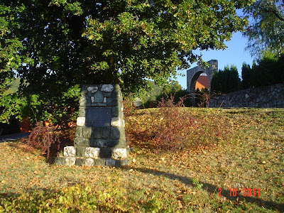 Partizanski spomenik u Markuševcu