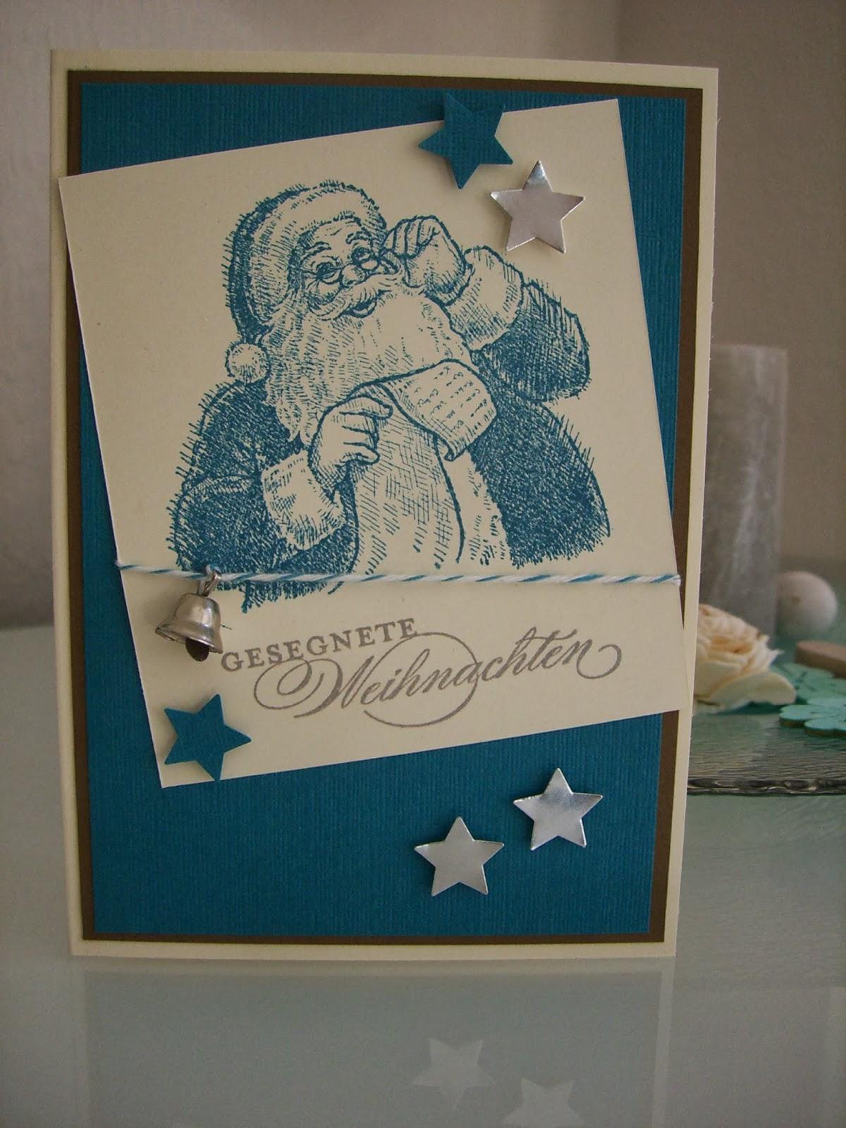 Wunschzettel Senta Claus