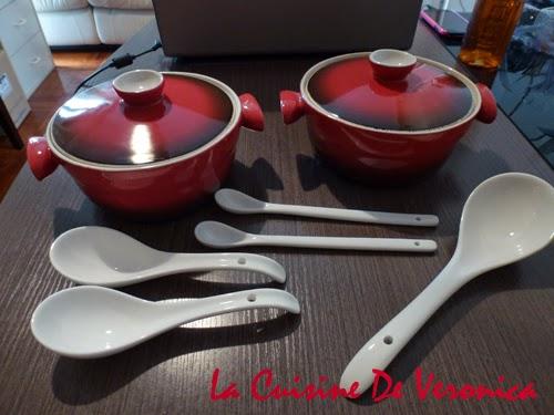 La Cuisine De Veronica 缸瓦佬