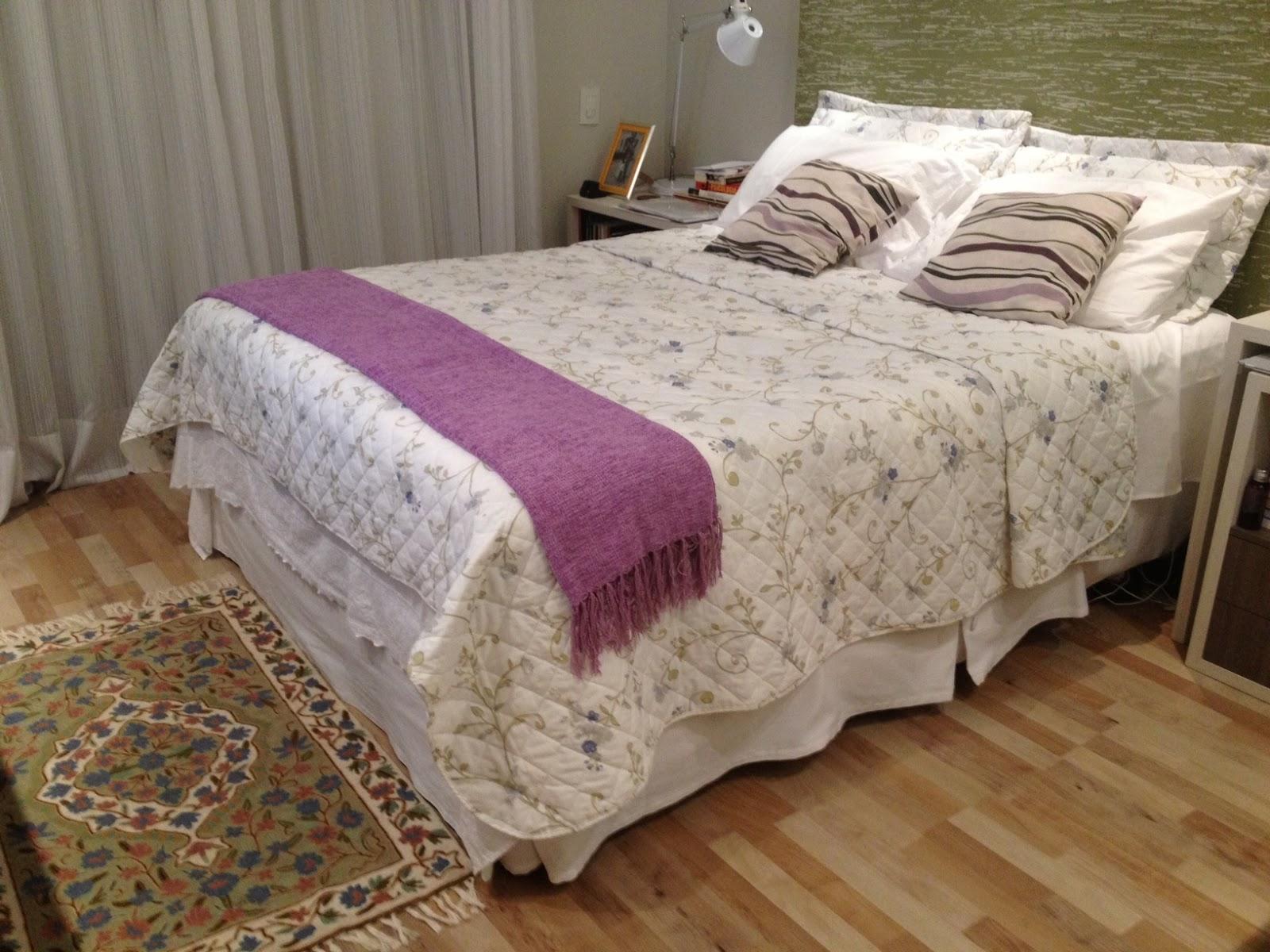 Dicasa9va 20 formas de usar mantas na decora o - Ikea mantas para camas ...