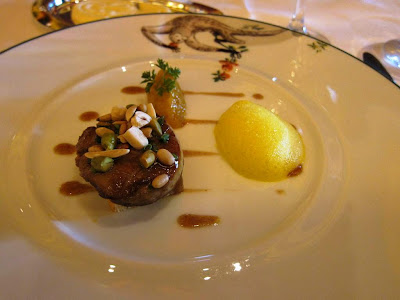 Foie gras at Le Cirque