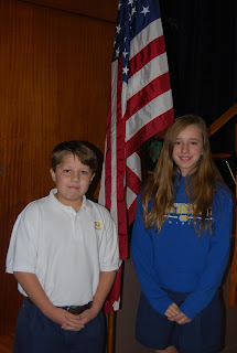Gooslin, O'Connor and Petters to Represent Montgomery Catholic at County Spelling Bee 1