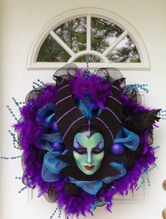 Ideas de cómo decorar una puerta en halloween ~ Solountip.com
