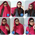 Cara Cepat Memakai Jilbab dengan Bross