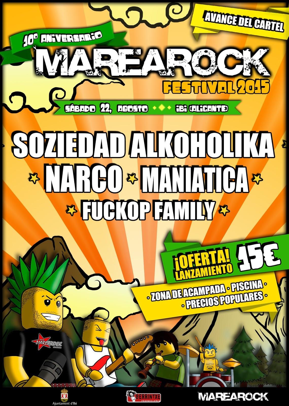 Marearock Festrival 2015