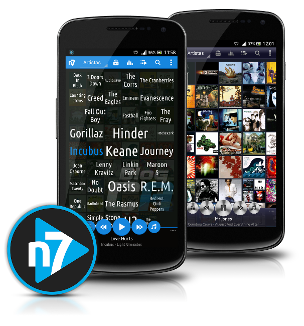 n7player Music Player Premium v2.4.5  [APK] N7player.pro