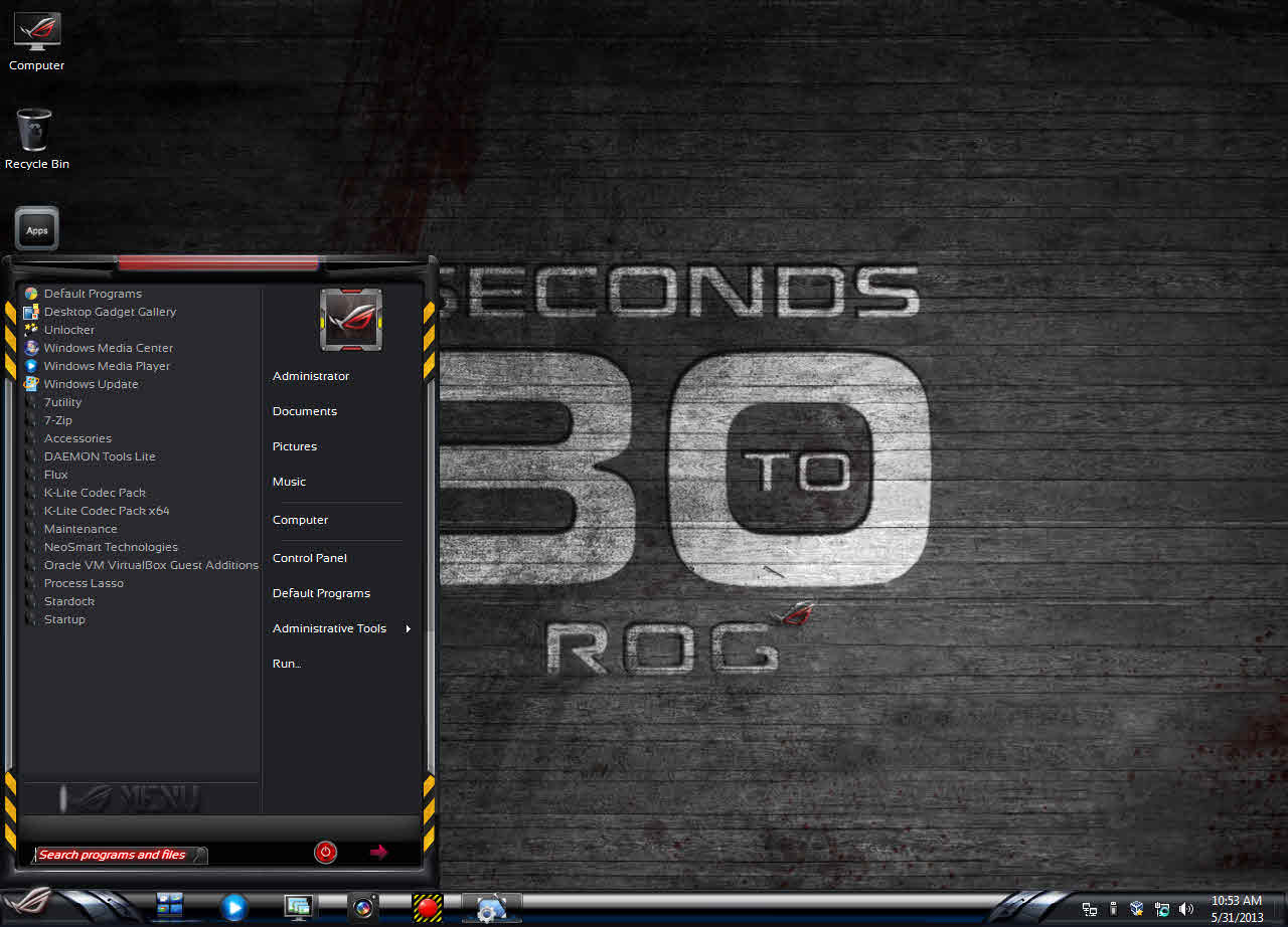 Download Windows 7 ROG RAMPAGE X64 Integrateg January 2014
