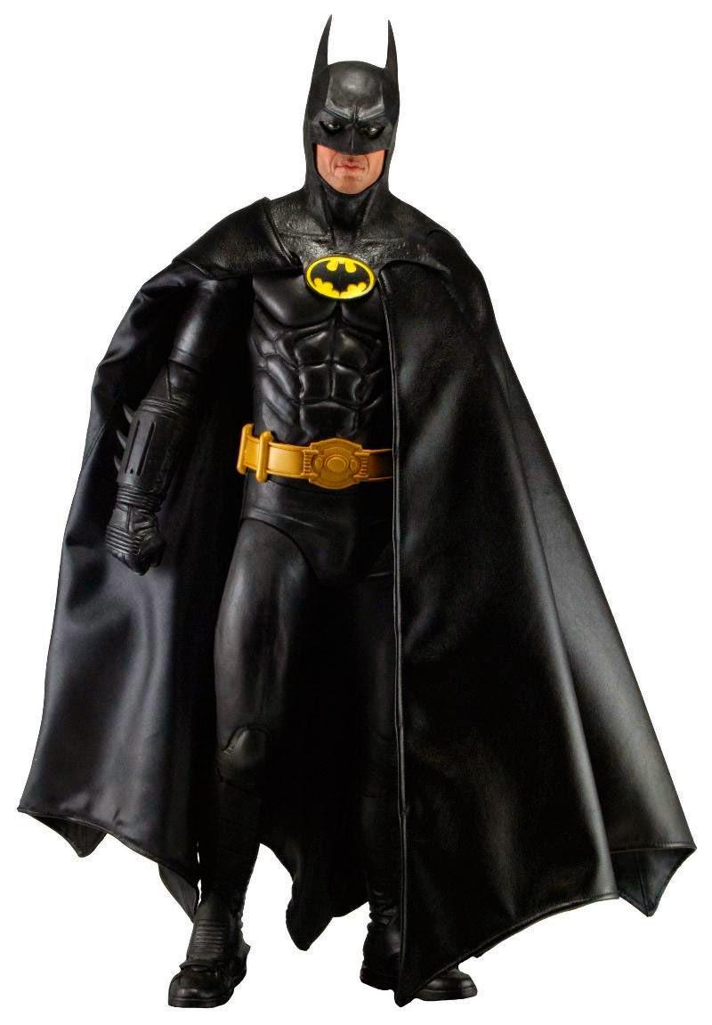Figura NECA Batman 1989 Michael Keaton