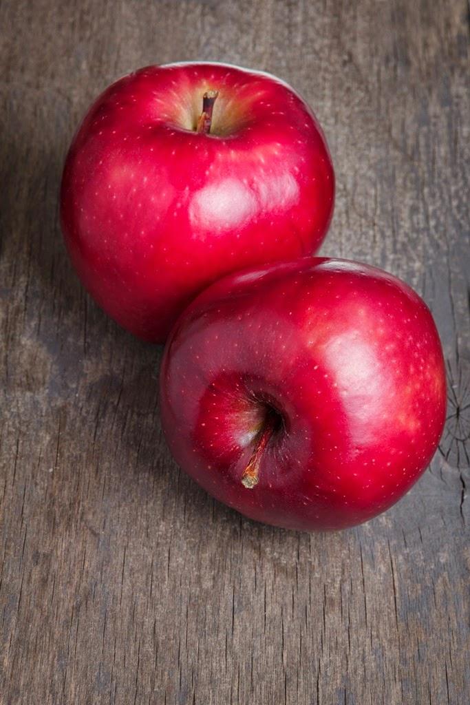Ingin punya tulang wajah mulus seperti apel?