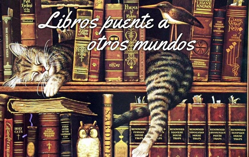 Libros, puente a otros mundos