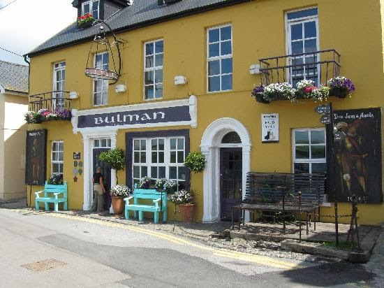 """A pub, is a pub, but not so in Ireland, 34 mentions in """"Michelin Eating Out in Pubs Guide ..."""