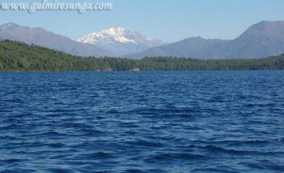 lakes in nepal, rara lake, rara taal