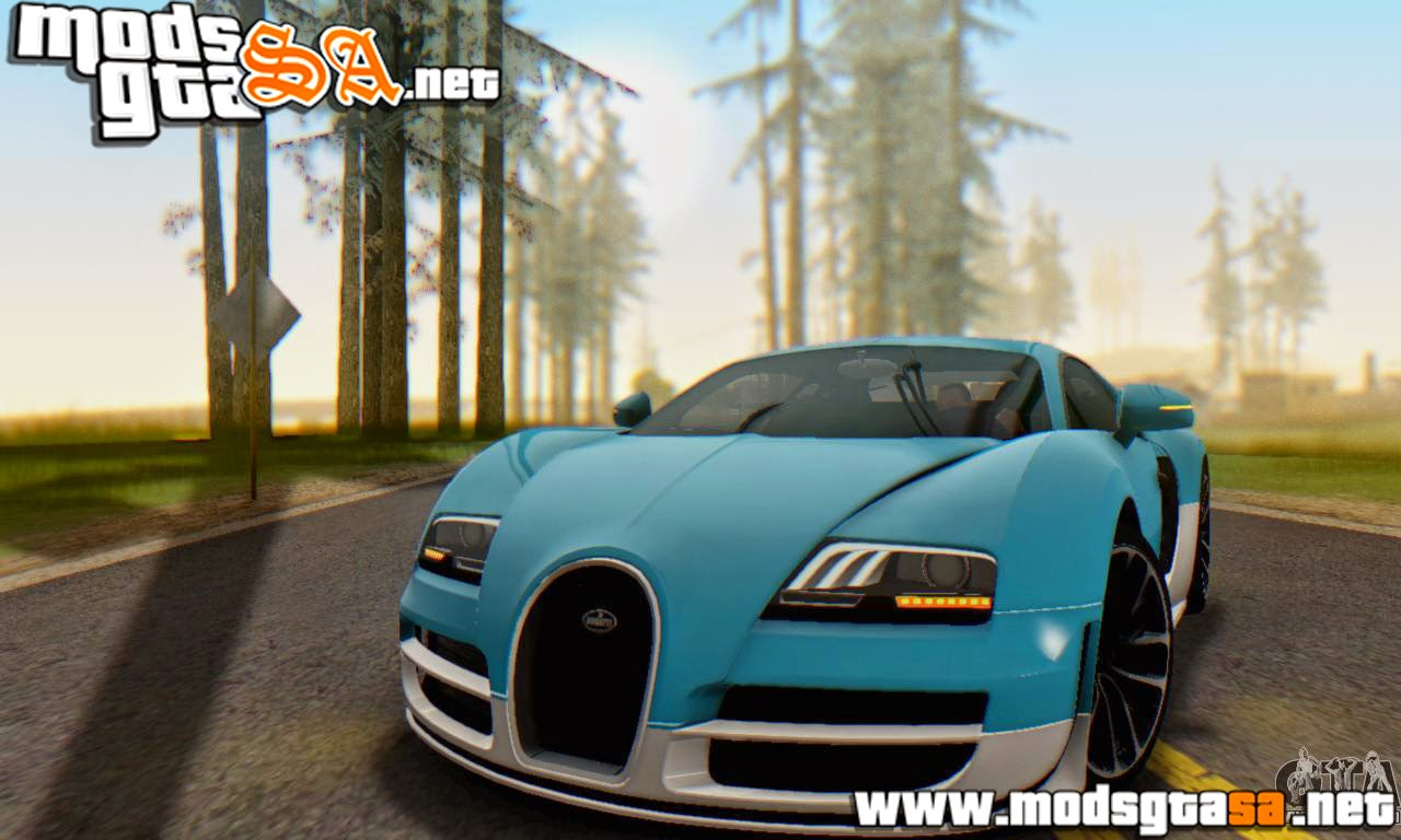 SA - Bugatti Veyron Super Sport 2011