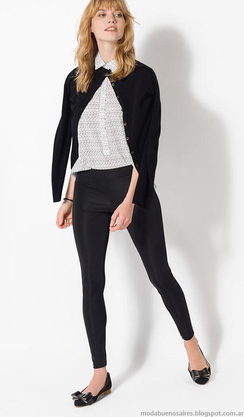 Saquitos tejidos invierno 2015 moda otoño invierno 2015 Yagmour.