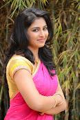 kruthika jayakumar half saree stills-thumbnail-7