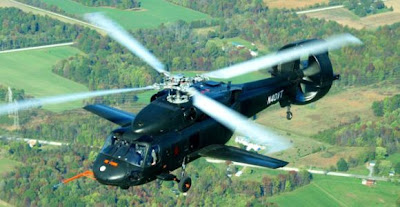 """X-49A """"SpeedHawk"""""""