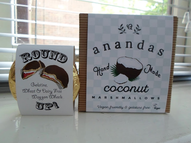 Review Anandas Handmade Vegan Marshmallows and Round Up