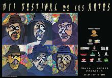 Página del Festival de las Artes