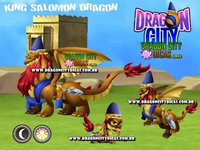 Dragão Rei Salomão