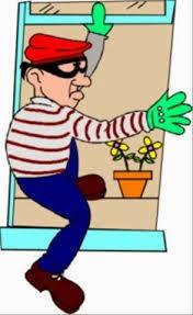 Chistes de ladrones