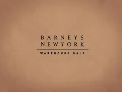 Huge Disappointment: Barneys Warehouse Sale