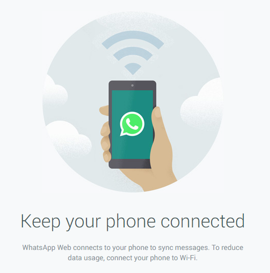 How To Use WhatsApp On Your Web Browser